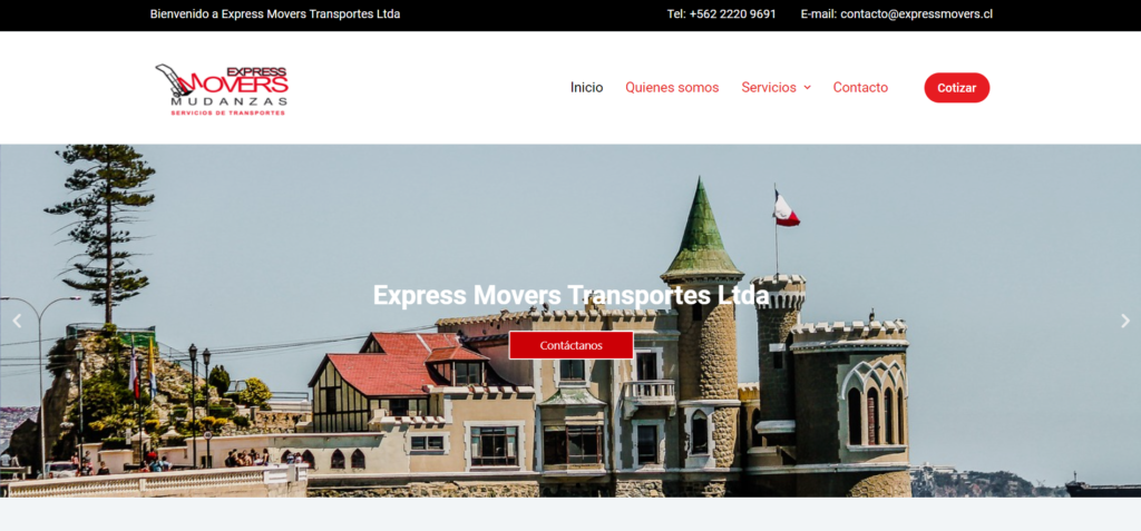 expressmovers.cl